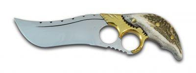Avcı Bıçağı Çift Tetik