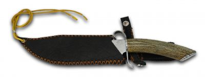 İşlemeli Avcı Bıçağı