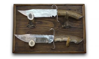 Avcı Bıçağı Takımı
